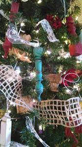 antique furniture parts make beautiful ornaments tree