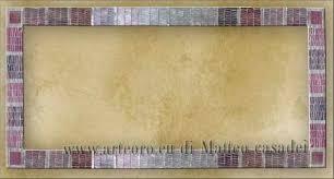 cornici fatte a mano cornici a mosaico fatte a mano di matteo casadei www arteoro eu