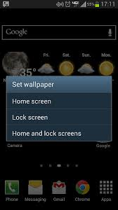 how to change lock screen on android can i change the wallpaper on my lock screen android forums at