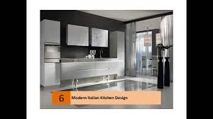 modern italian kitchen design ideas youtube