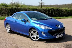blue peugeot peugeot 308 cc review 2009 2014 parkers