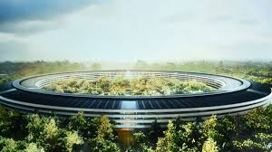 why apple u0027s new hq is nothing like the rest of silicon valley