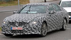 lexus uk ceo next gen lexus gs may have been spied testing at the u0027ring