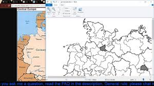 Bonn Germany Map by Making Maps 2017 German Federal Election Youtube