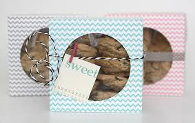 cookie gift boxes easy diy folded paper cookie treat gift box tutorial it s