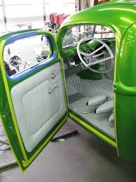 1940 Ford Pickup Interior 1940 Ford Pickup Show Rod