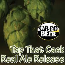 Cape Cod Brewery Hyannis - cask release at cape cod beer