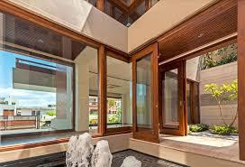 gallery of courtyard house abin design studio 29 section loversiq