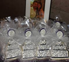 bridal luncheon favors wedding cake cookies bridal shower favors bridal luncheon favors