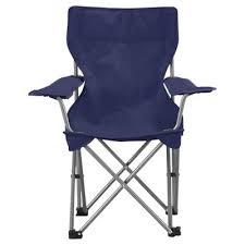 Tesco Armchairs Buy Tesco Kids U0027 Folding Camping Chair Navy Blue From Our Camping
