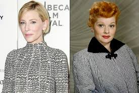 Desi Arnaz And Lucille Ball Cate Blanchett U0027s Lucille Ball Biopic Lands At Amazon