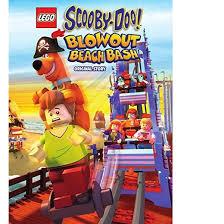 lego scooby doo blowout beach bash dvd target