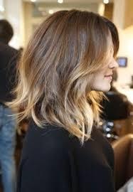 medium length hair with ombre highlights highlights underneath hair pinterest highlights underneath