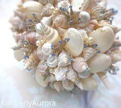 seashell bouquet 17 wedding bouquet alternatives for fearless brides shell