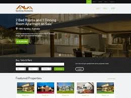 19 free real estate html website templates templatemag