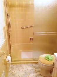 Bathroom Tub To Shower Conversion Cut E Z Step Tub To Shower Conversion Senior Safetypro