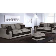 Cheap Sofas Uk Cheap Sofa Uk Eclypse Fabric Sofa Suite Black U0026 Grey Sale On
