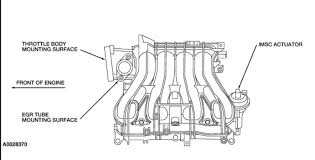 2003 ford explorer intake manifold what is undocumented code po2004 for a 2003 ford ranger 2 3l