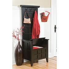 Mini Hall Tree With Storage Bench 239 Best Storage Bench Images On Pinterest Storage Benches A