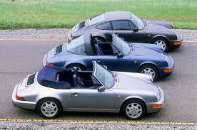 porsche targa 1995 50 years of the porsche 911 a sports car celebrates a special