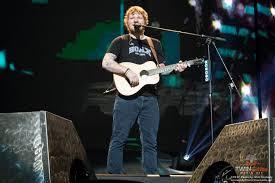 ed sheeran xcel ed sheeran brings the love to the twin cities at the xcel