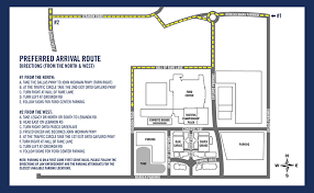 frisco map the in frisco the kickoff parking directions