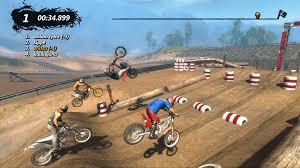 motocross madness 2 pc motocross bikes soar at awkward angles in trials evolution u0027s