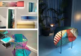 Neon Decoration Interieur Tendance Déco Sur Le Salon De Milan Design 2016 Le Meilleur Du