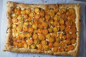 Ina Garten Tomato Tart Recipe Sungold Tomato Tart Recipe On Food52