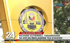 the bureau production company sinahan ng bureau of revenue ng reklamong tax evasion