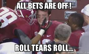 Alabama Football Memes - 8 thoughts lsu fans have during alabama hate week