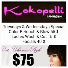 kokopelli salon u0026 spa home facebook