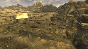 Fallout New Vegas Chances Map by California Sunset Drive In Fallout Wiki Fandom Powered By Wikia