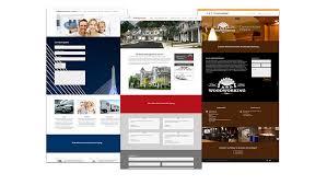 Kitchen Website Design by Web Design Digitalreturns