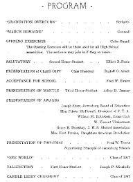 ceremony program templates graduation ceremony program sle templates graduation ceremony