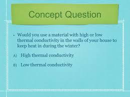 lesson heat propagation liceo procida reminder last time concept