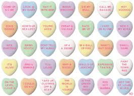 candy hearts some pre code candy hearts for all you sinners nitrate