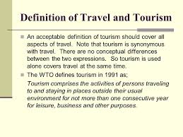 travel definition images The meaning of marketing in travel and tourism ppt video online jpg