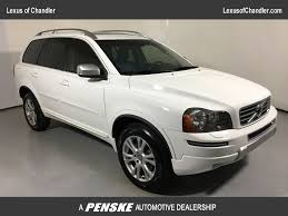 lexus glendale az 2013 used volvo xc90 fwd 4dr at toyota of surprise serving phoenix
