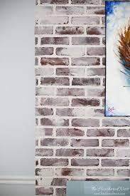How To Lay Brick Fireplace by German Smear Diy Whitewash Brick Technique Aka Shi Ing Bricks