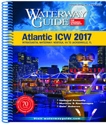 Jacksonville Florida Zip Code Map by Waterway Guide Atlantic Icw 2017 Intracoastal Waterway Norfolk