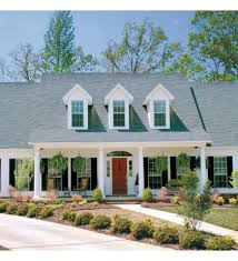 country house plans with porches southern living house plans