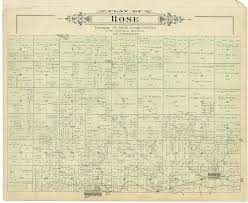 Michigan Township Map by Usgenweb Archives Michigan Table Of Counties