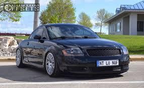 2001 audi tt quattro review wheel offset 2001 audi tt quattro hellaflush dropped 3 custom rims