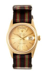 golden rolex rolex oyster perpetual 18k day date with gold tapestry moda operandi