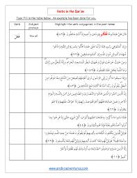 arabic verbs in the past tense arabic adventures