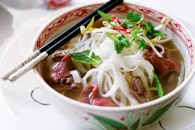 pho cuisine beef and noodle soup pho bo