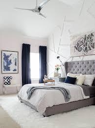 Glam Bedroom Decor Bedroom Stylish Modern Glam Polished Habitat Decor Incredible 15