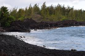 Black Sand Beaches by Kehena Black Sand Beach U2013 Live In Hawaii