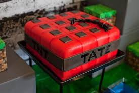 mindcraft cakes 17 of the coolest minecraft birthday cakes created spaceships